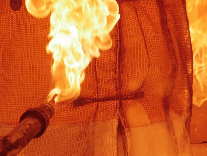 Rapid Rise Fire Blanket