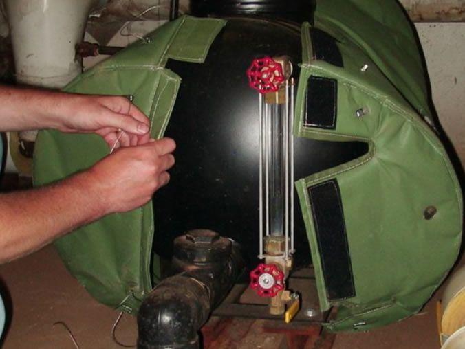 reusable insulation