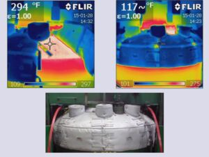 thermographic imaging