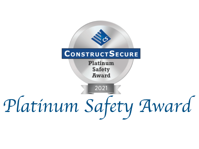 platinum-safety-award