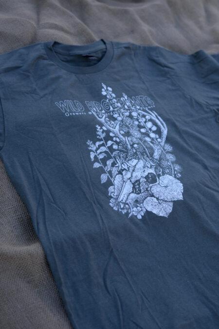 Native plant t-shirt