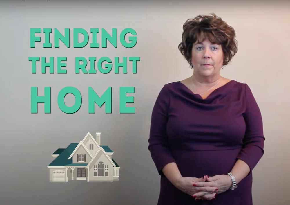 Finding The Right Home Video