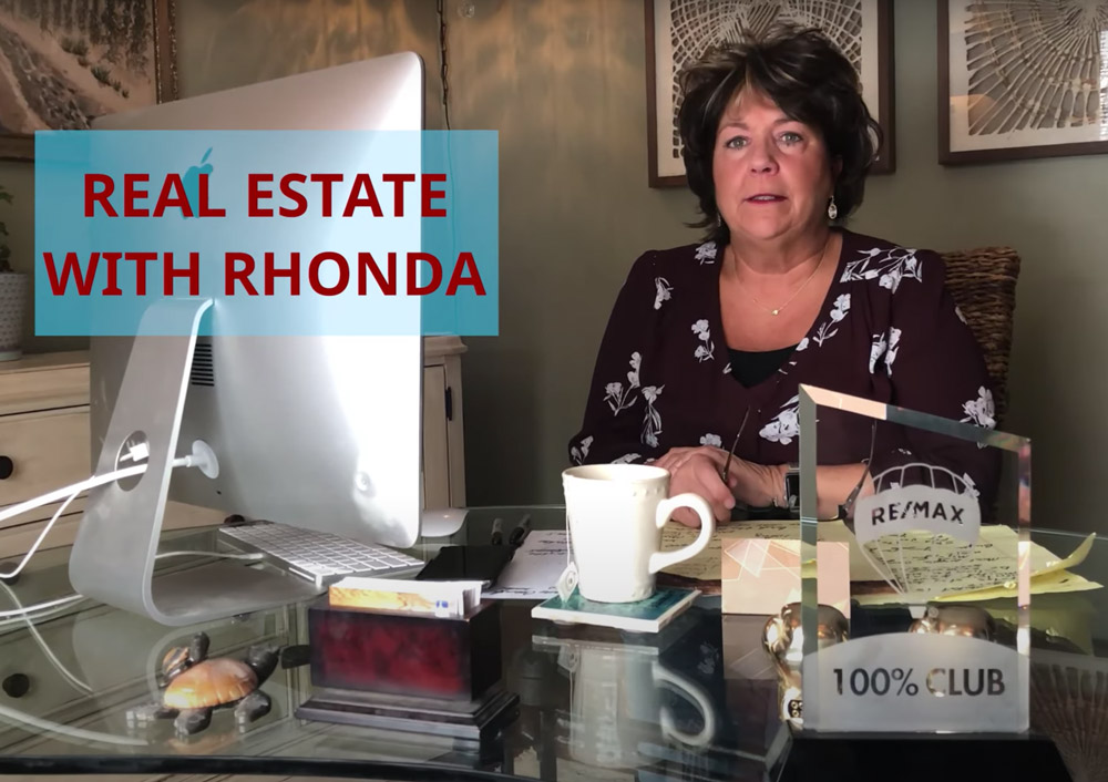 Real Estate with Rhonda Spring 2019 video