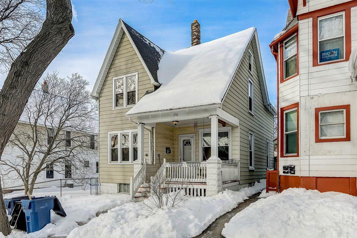 510 E Garfield Ave Milwaukee, Wisconsin 53212-3410