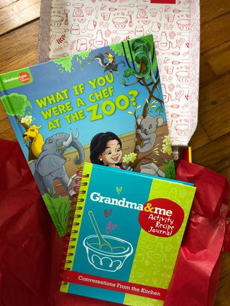 Grandma books