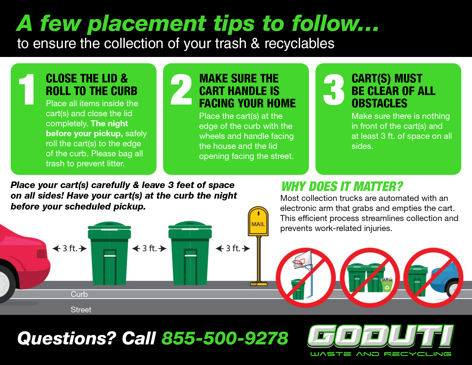 Goduti Waste Helpful Tips