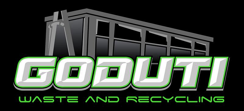Goduti Waste & Recycling Logo