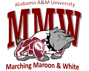 The Marching Maroon & White
