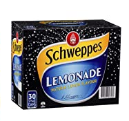 SCHWEPPES LEMONADE, 30 X 375ML 【175积分】