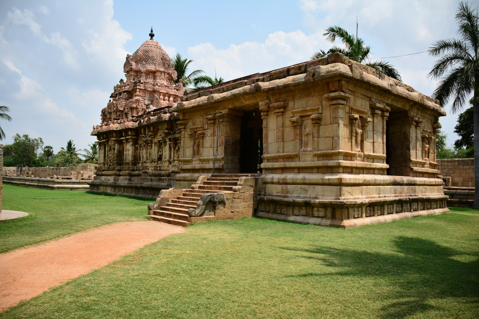 Chandikeswarar temple