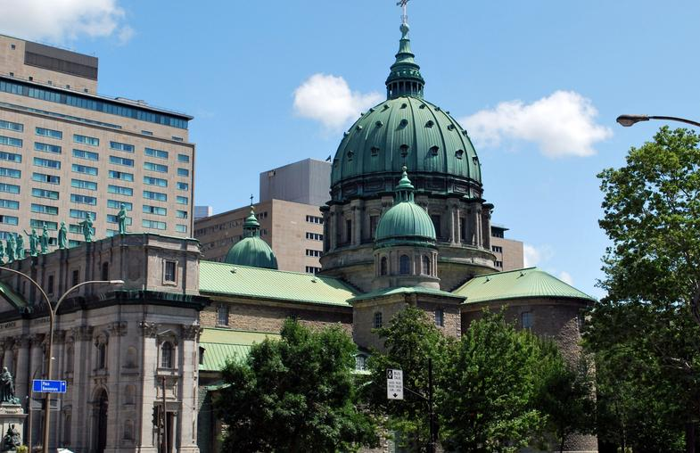 Montreal – Mary Queen Of The World Cathedral 1