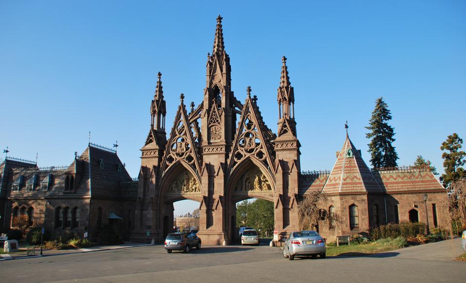 Green-Wood Cemetery, Brooklyn, NYC