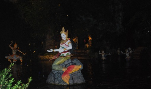 Fantasea Phuket - Nighttime Thai Cultural Theme Park - Picture not part of this trip but my 2nd trip