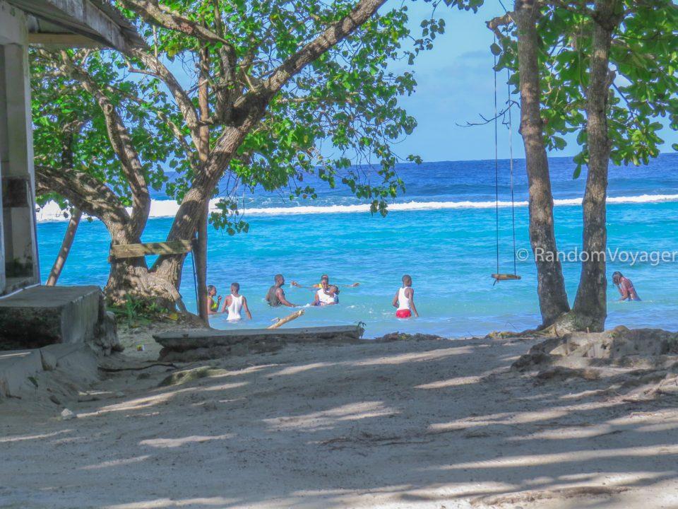 Winifreds Beach - Clean and beautiful beach