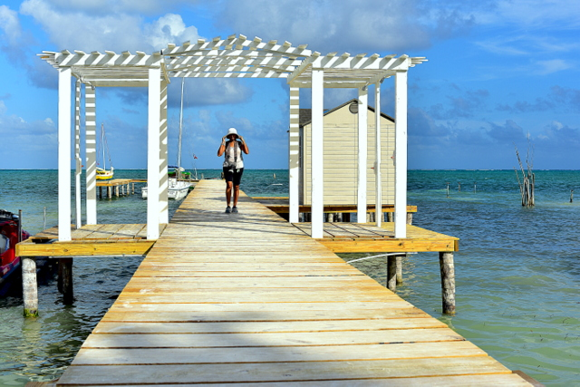Caye Caulker is perfect for wedding and honeymoon destination