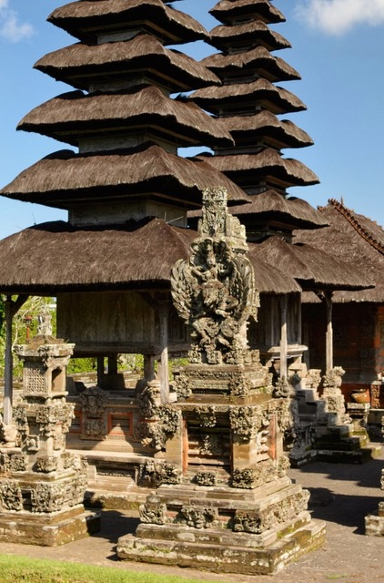 Garuda Shrine inside Nista Mandala
