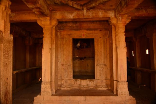 Temple at Kuldhara