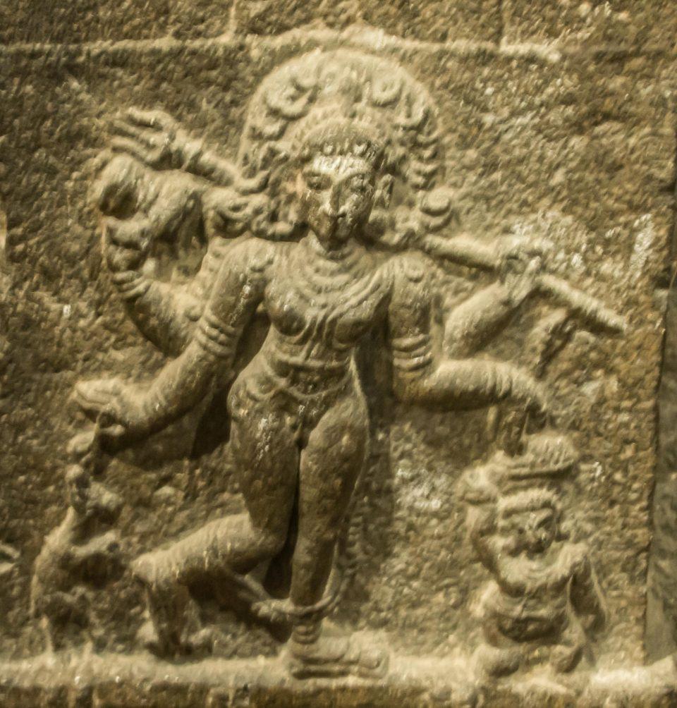 Bhikshatana Murthy - From Ekambareswarar Temple, Kanchipuram