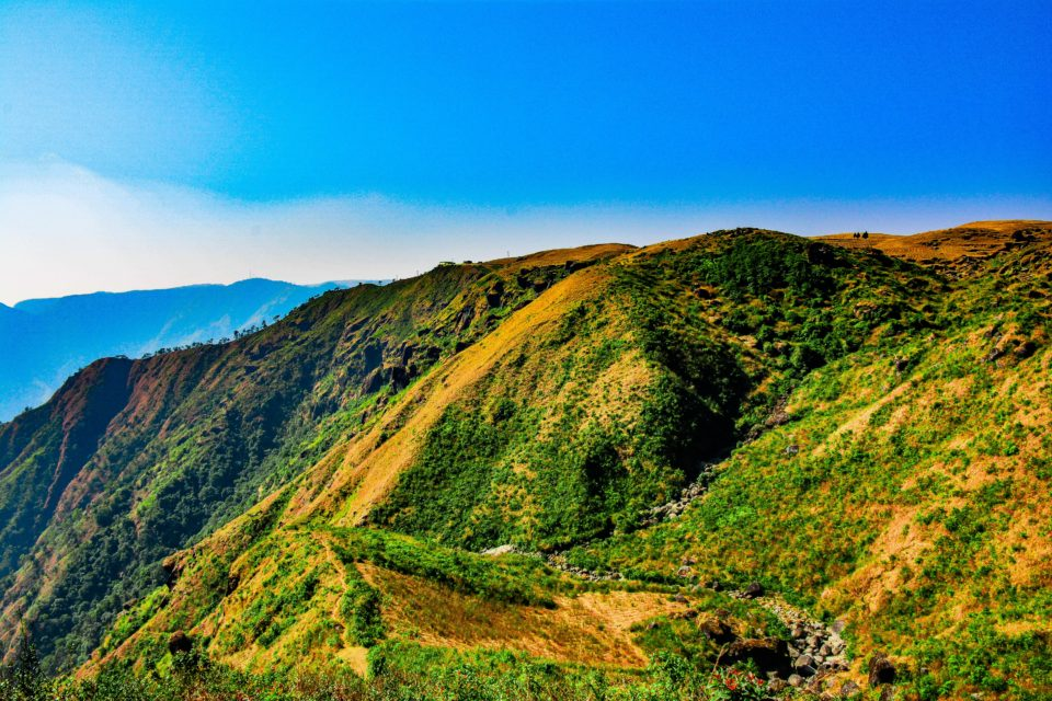 Laithlum Canyon is a little explored location in Meghalaya