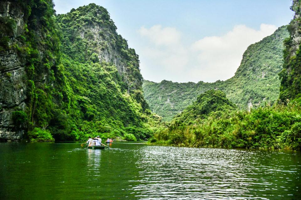Ninh Binh in Northern Vietnam