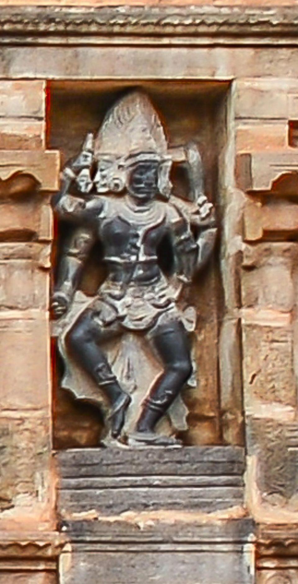 Marthanda Bhairava - Shiva avatar also called as Kandoba