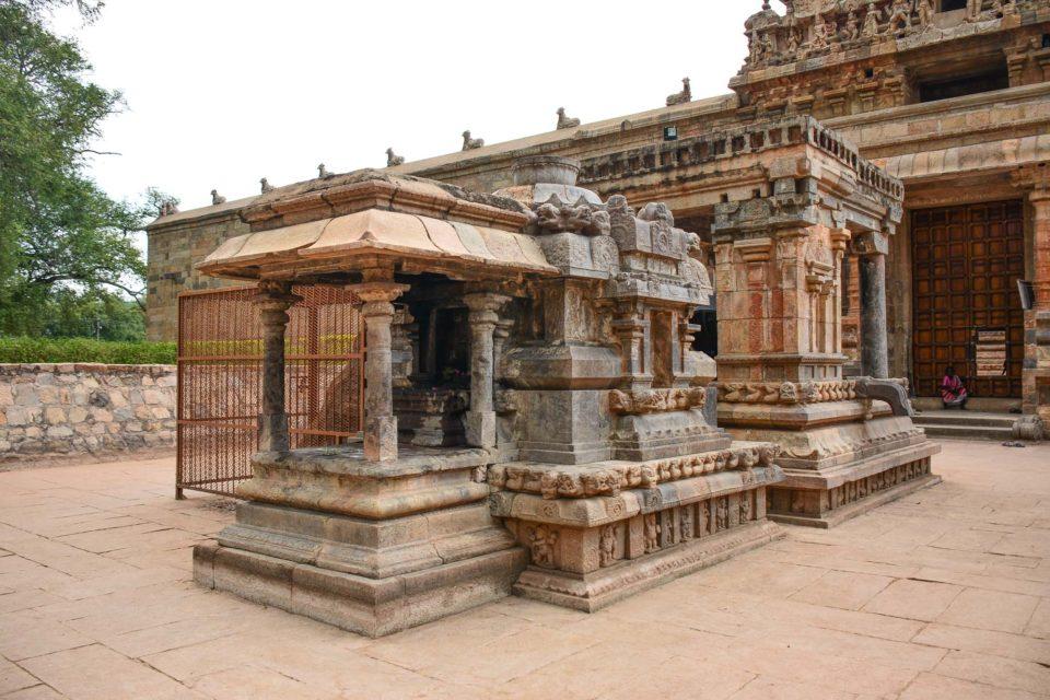 Palipeedam of the Temple