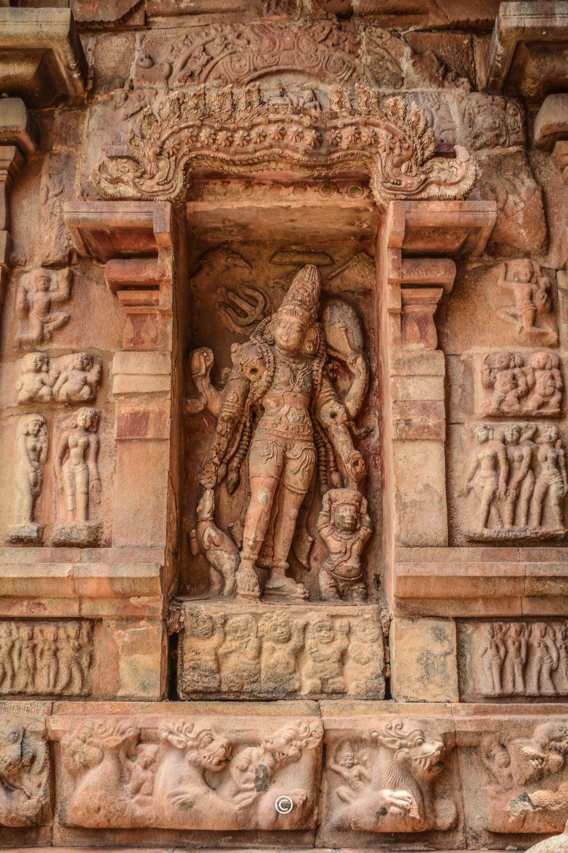 Complete Panel of Kankala Murthy in GangaiKondaCholaPuram