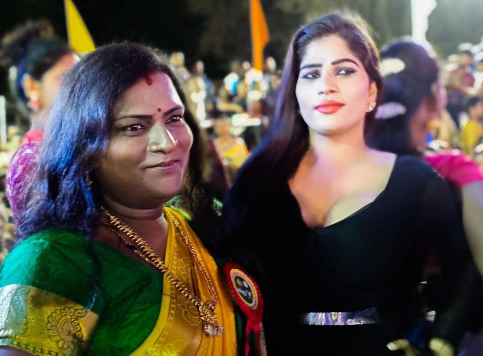 Aravanis at the festival