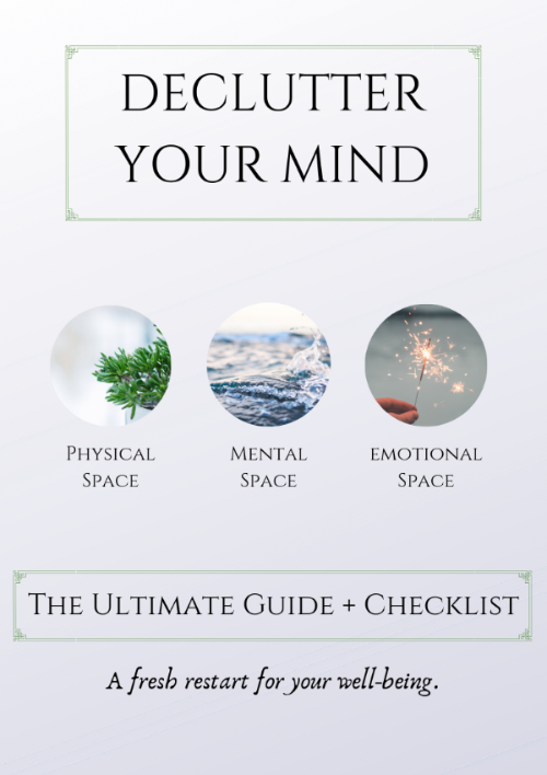 clear your mind psychotherapy