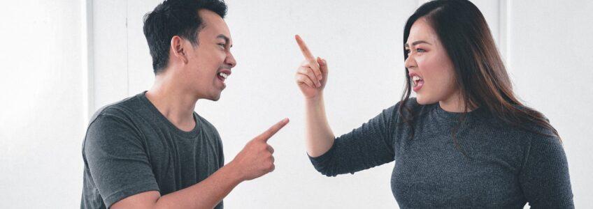 couples argue