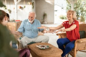 8 Healthy Aging Tips
