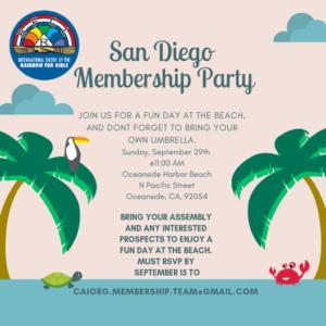 San Diego SMP Non SM
