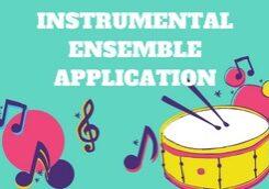 Instrumental Ensemble App
