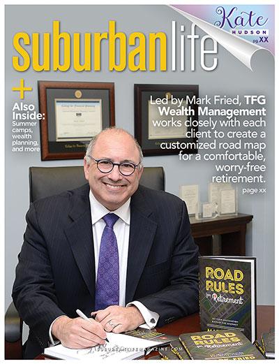 Suburban Life Magazine: Trust the Plan