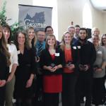 Amanda Wielgus graduates from Sycamore Chamber Leadership Academy