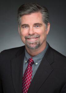 Portrait of Steve Mallet General Manager of City Corporation
