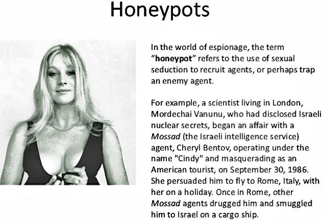 IsraelHoneypots