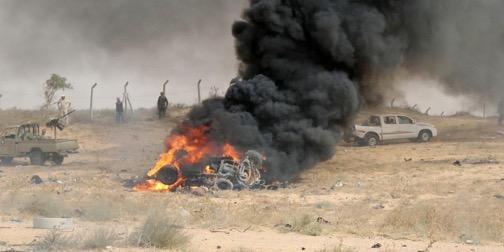 LibyaBombing