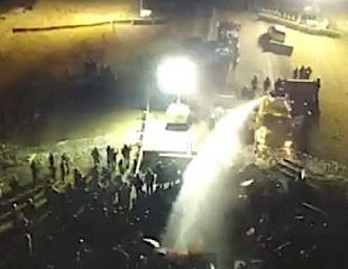 policeteargass