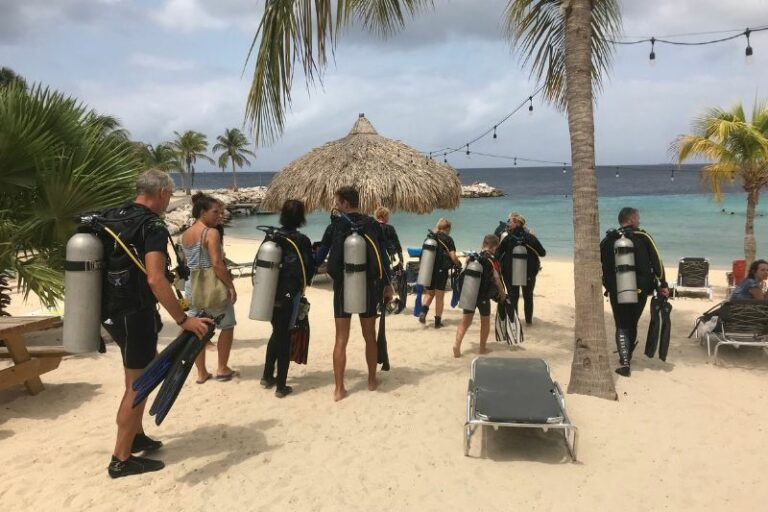 club dive curacao