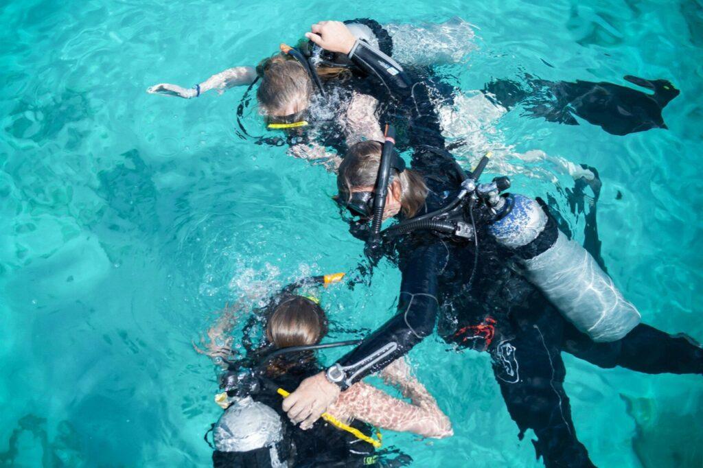 Discover Scuba Dive Curacao