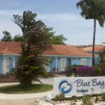 Blue bay Lodge parking