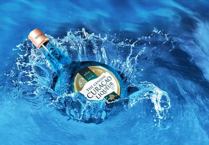 Blue Curacao, liqueur, drink