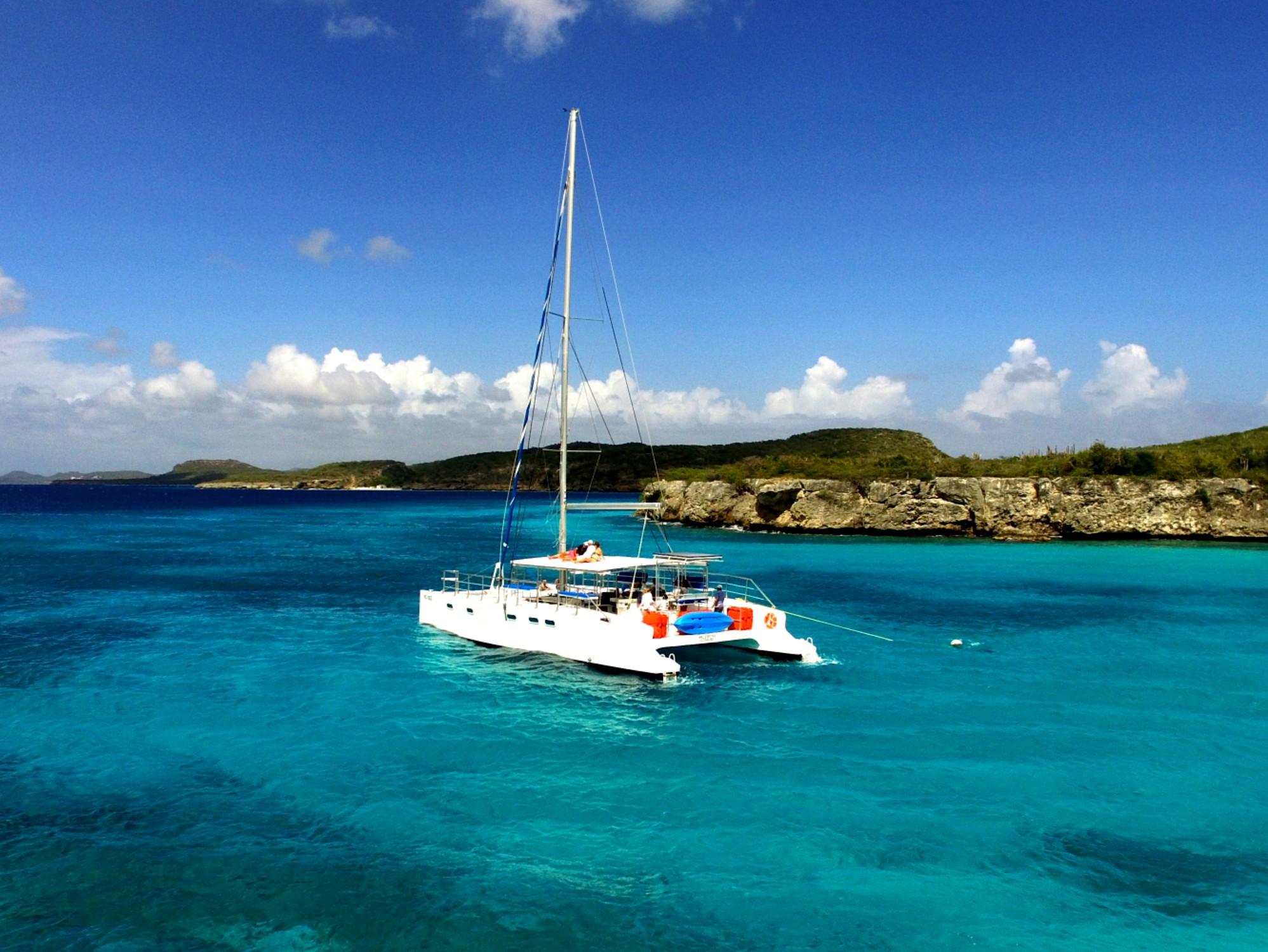 boat trip, west coast, blue C