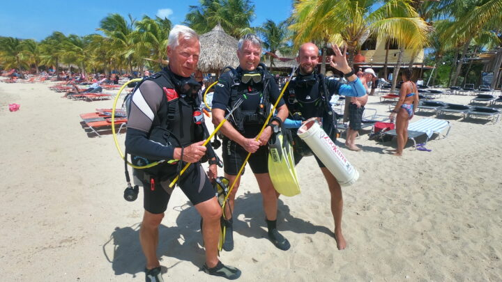 Lionfish instructor course