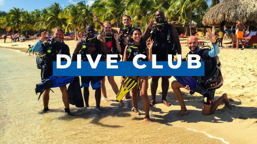 Dive Division Club