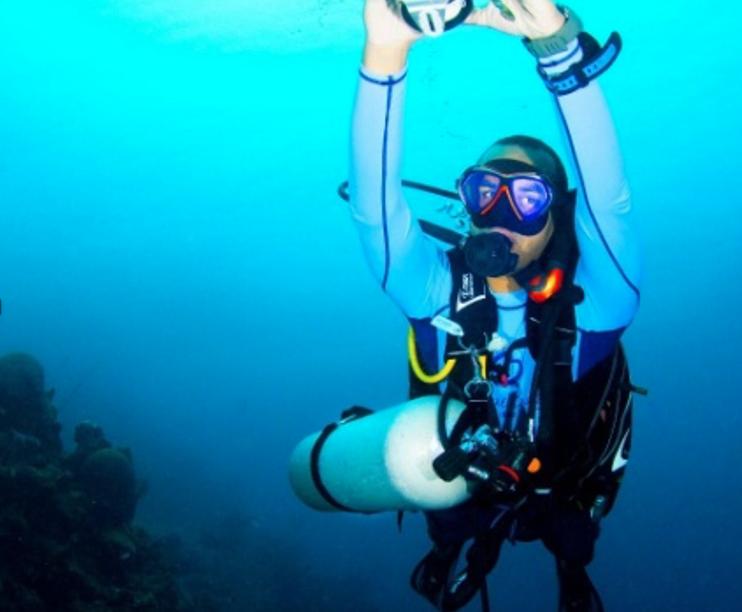 Self reliant diver specialty