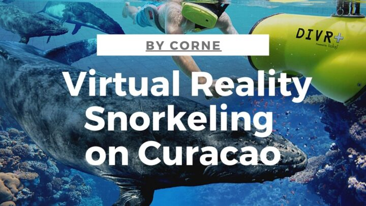 Virtual Reality Snorkeling on Curacao