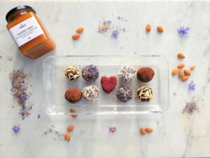 Chocolate Ashwaganda Energy Balls by New Zealand Herbal Brew