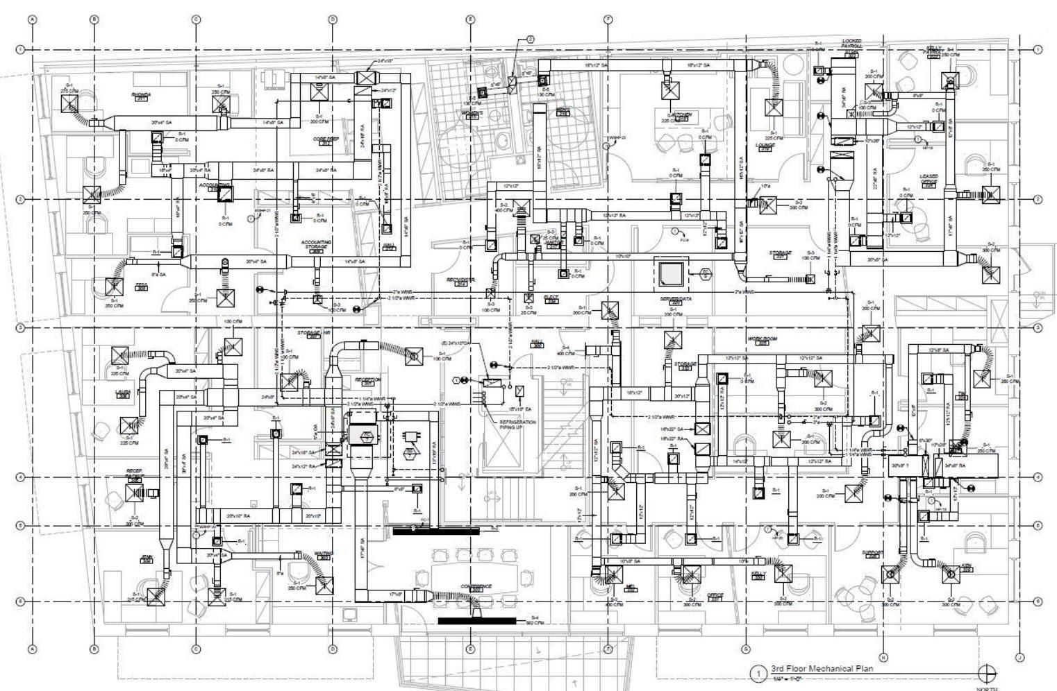 JM Engineering HVAC mechanical engineers Maya Building